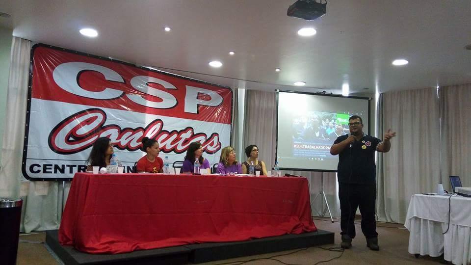 CSP Conlutas