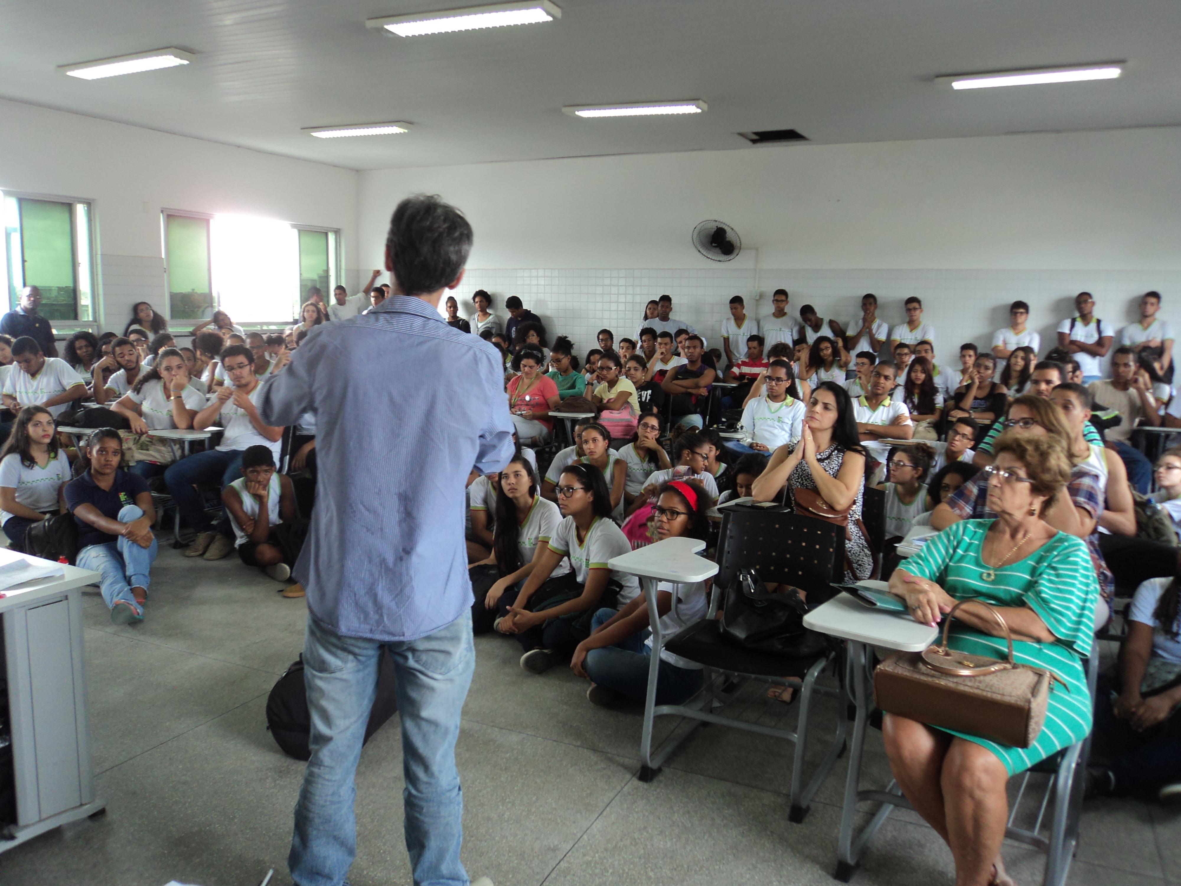 Debate no IFBA Salvador