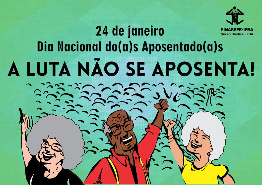 dia nacional dos aposentados
