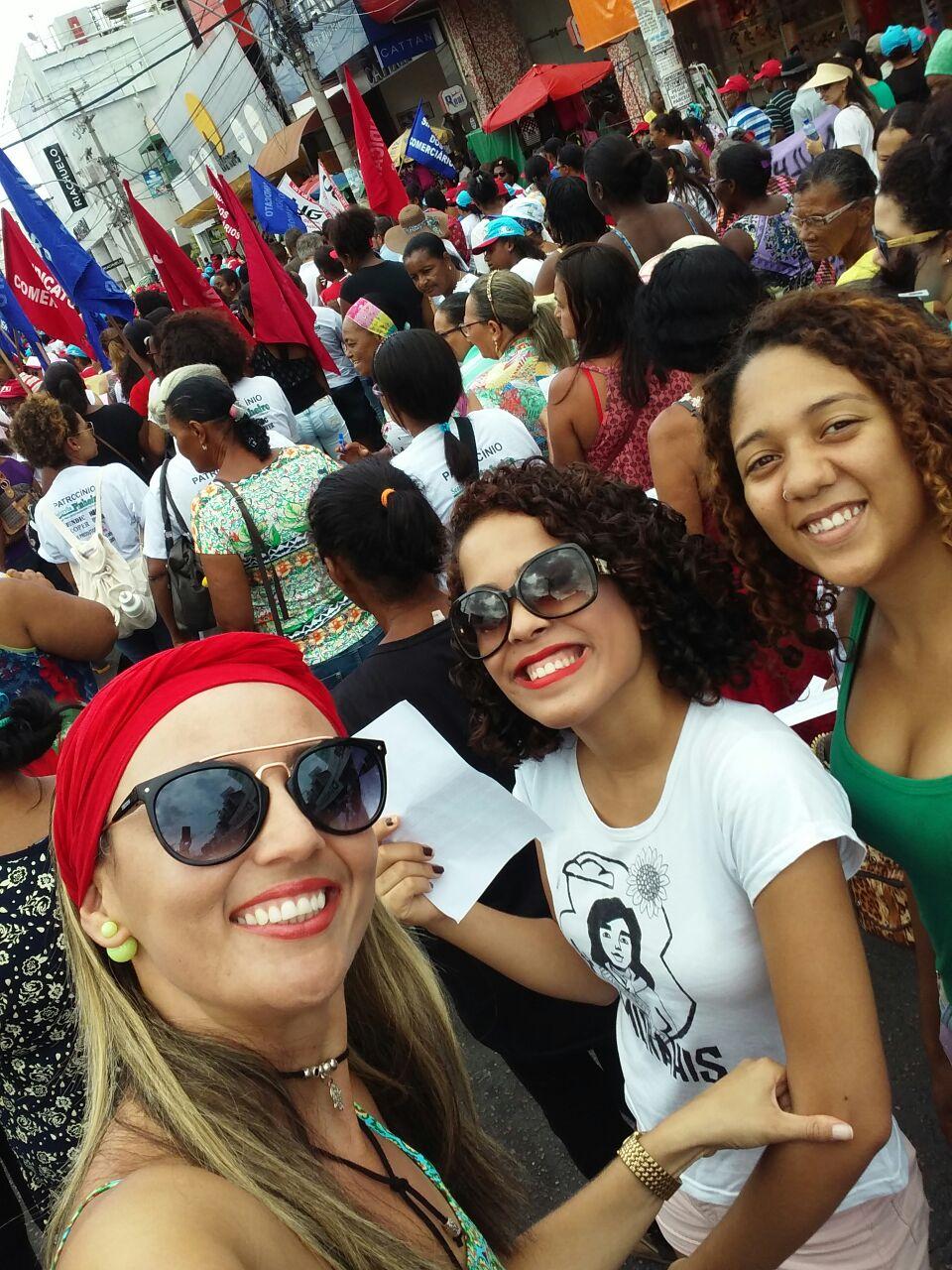 8M em Feira de Santana