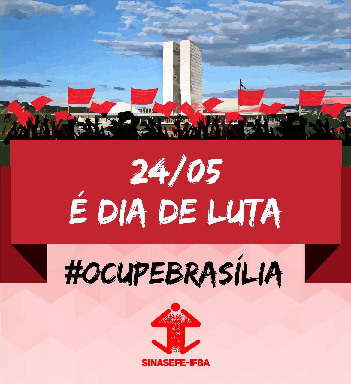 Ocupe Brasília