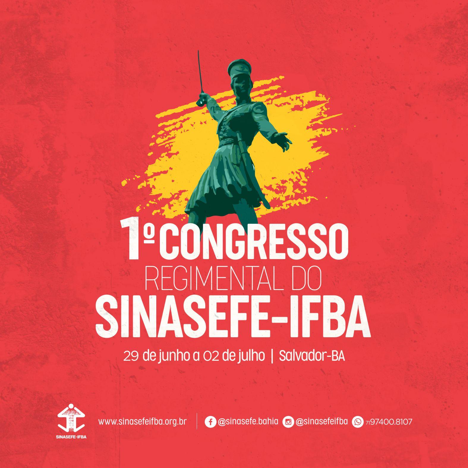 Card – Congresso Sinasefe